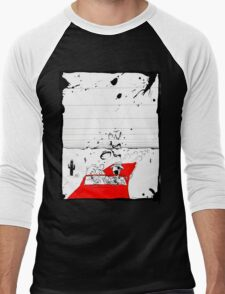 Fear and Loathing in Muppet Vegas Men's Baseball ¾ T-Shirt
