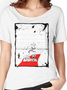 Fear and Loathing in Muppet Vegas Women's Relaxed Fit T-Shirt