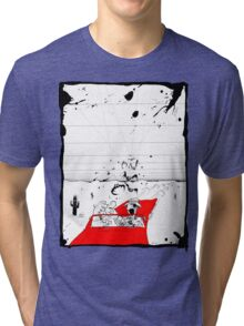 Fear and Loathing in Muppet Vegas Tri-blend T-Shirt