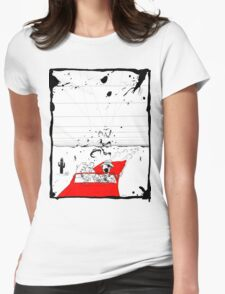 Fear and Loathing in Muppet Vegas Womens T-Shirt