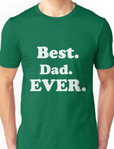 PAPA BEST DAD EVER T-Shirt