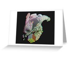 Astroretro Greeting Card