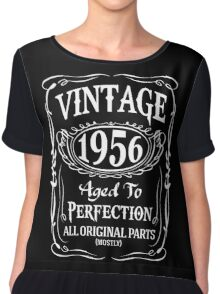 1956 - Aged To Perfection Women's Chiffon Top