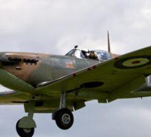 Supermarine Spitfire IIa - P7350/XT-D Sticker
