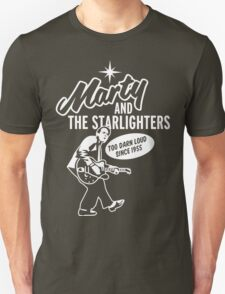 Marty and the Starlighters Unisex T-Shirt