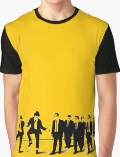 Reservoir mashup Graphic T-Shirt