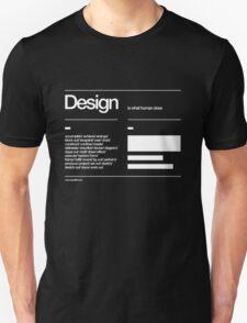 Design Unisex T-Shirt