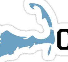 Cape Cod. Sticker