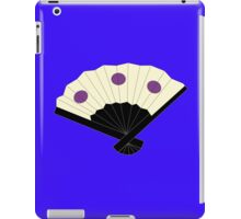 temari fan iPad Case/Skin