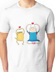 Jake and Finn Unisex T-Shirt