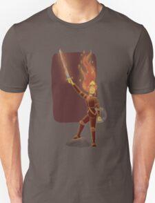 Phoebe the Flame King Unisex T-Shirt