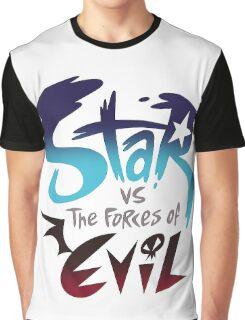 Star VS Evil Graphic T-Shirt