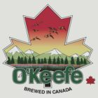 O'Keefe Brewery - Brewed in Canada by B Rush