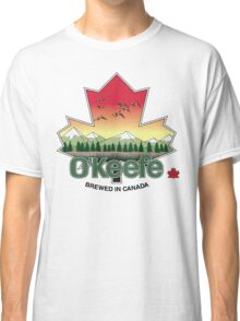 O'Keefe Brewery - Brewed in Canada Classic T-Shirt