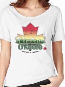 O'Keefe Brewery - Brewed in Canada Women's Relaxed Fit T-Shirt