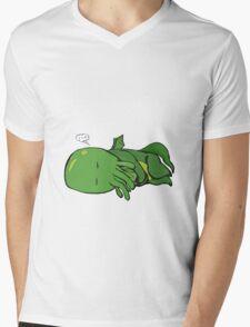 Little Cthulhu Dreams Mens V-Neck T-Shirt