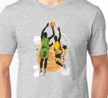 Basketball design Unisex T-Shirt