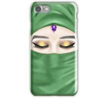Arabic Hijab Girl iPhone Case/Skin