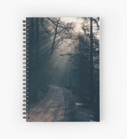 Forest dwarf Spiral Notebook