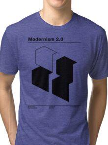 Modernism 2.0 (b) Tri-blend T-Shirt