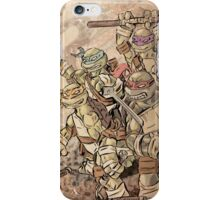 Turtle Power  iPhone Case/Skin