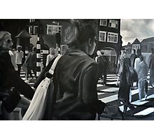 Amsterdam wibe, 2012, 120-80cm, oil on canvas Photographic Print