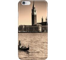 A perfect day in Venice iPhone Case/Skin