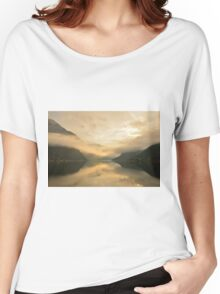 Fjord Mist Women's Relaxed Fit T-Shirt