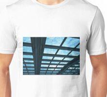 Blue Roof Unisex T-Shirt