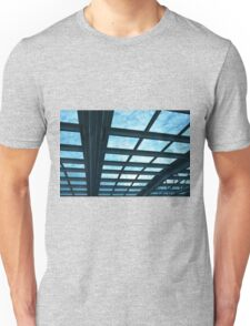 Blue Roof Unisex T-Shirt