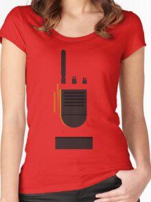 Firewatch-Walki Talki Women's Fitted Scoop T-Shirt