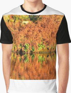 Reflections of the Fall Graphic T-Shirt