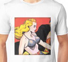 Comic Girl - 1 Pop Unisex T-Shirt