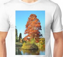 Tree and Lake Unisex T-Shirt