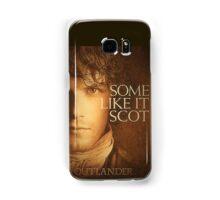 Outlander - Some like it Scot - Jamie Samsung Galaxy Case/Skin