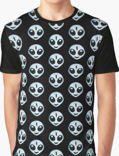 SKRILLEX RECESS ALIEN Graphic T-Shirt