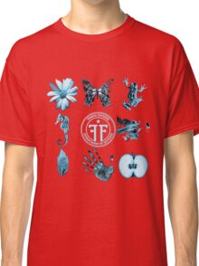 Fringe Glyphs with Division symbol Classic T-Shirt