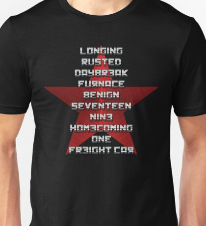 The Winter Soldier Ready to Comply Unisex T-Shirt