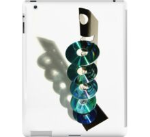 Discs and Spine iPad Case/Skin