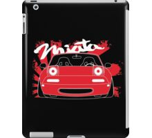 NA MAZDA MIATA JDM DESIGN iPad Case/Skin