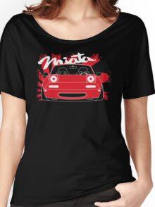 NA MAZDA MIATA JDM DESIGN Women's Relaxed Fit T-Shirt