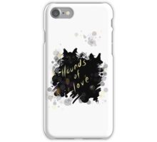 Kate Bush - hounds of love iPhone Case/Skin