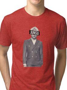 JYJ Junsu Tri-blend T-Shirt