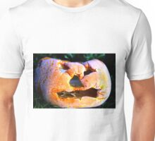 sad pumpkin Unisex T-Shirt
