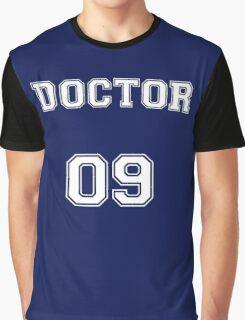 Doctor # 09 Graphic T-Shirt