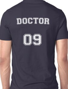 Doctor # 09 Unisex T-Shirt