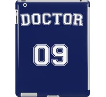 Doctor # 09 iPad Case/Skin