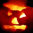 Happy Halloween Pumpkin 4: Sparks Fly by Stephen Frost