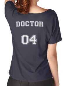 Doctor # 04 Women's Relaxed Fit T-Shirt
