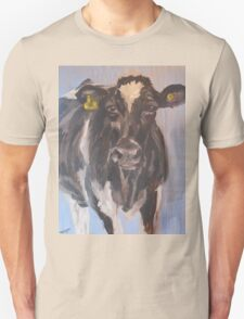 What's up? - Holstein Cow Unisex T-Shirt